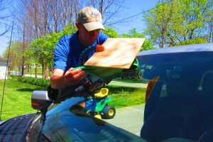 crack and chip windshield repair